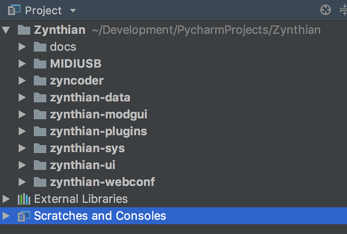 Pycharm-zynth-projects1.png