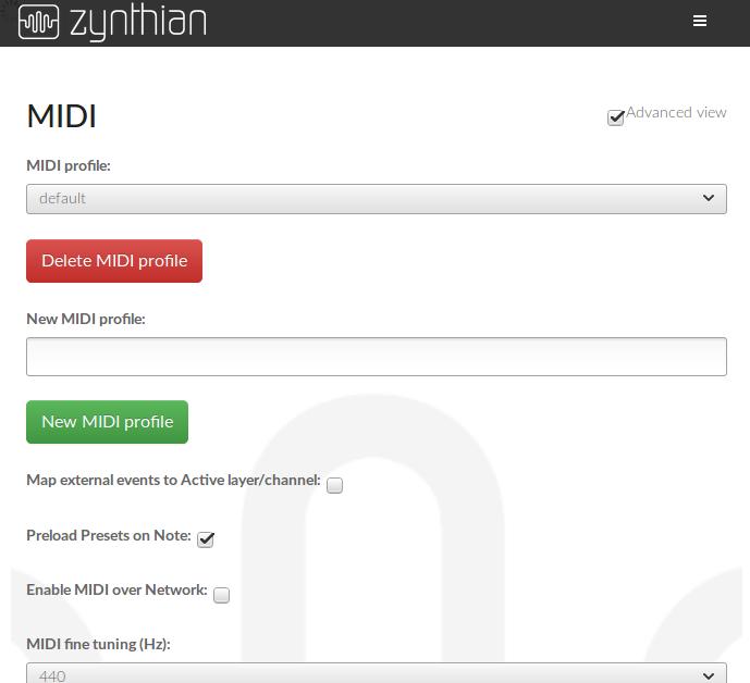 Configuration Users Guide - ZynthianWiki