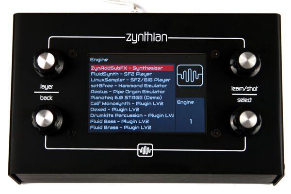 Building a Zynthian Box using an official Kit v2 - ZynthianWiki